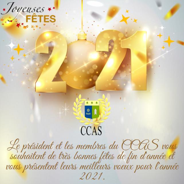 Voeux CCAS 2021